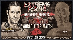 Stevie Richards vs ???